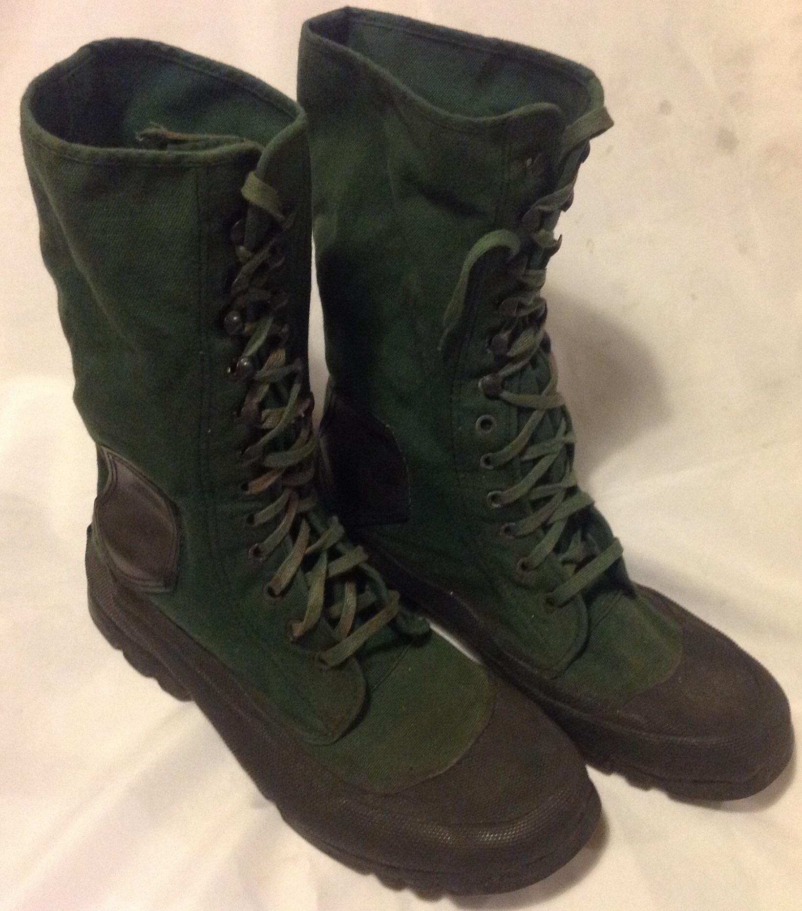 Post War Jungle 'Bata' Boots – Tales