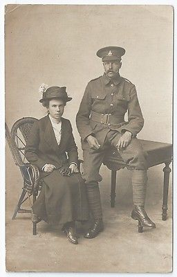 WW1-Royal-Sussex-Regiment-Soldier-Wife-Unused