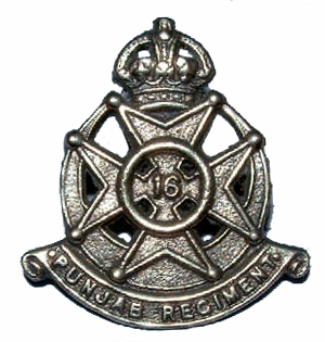badge_of_16th_punjab_regiment_1922-56