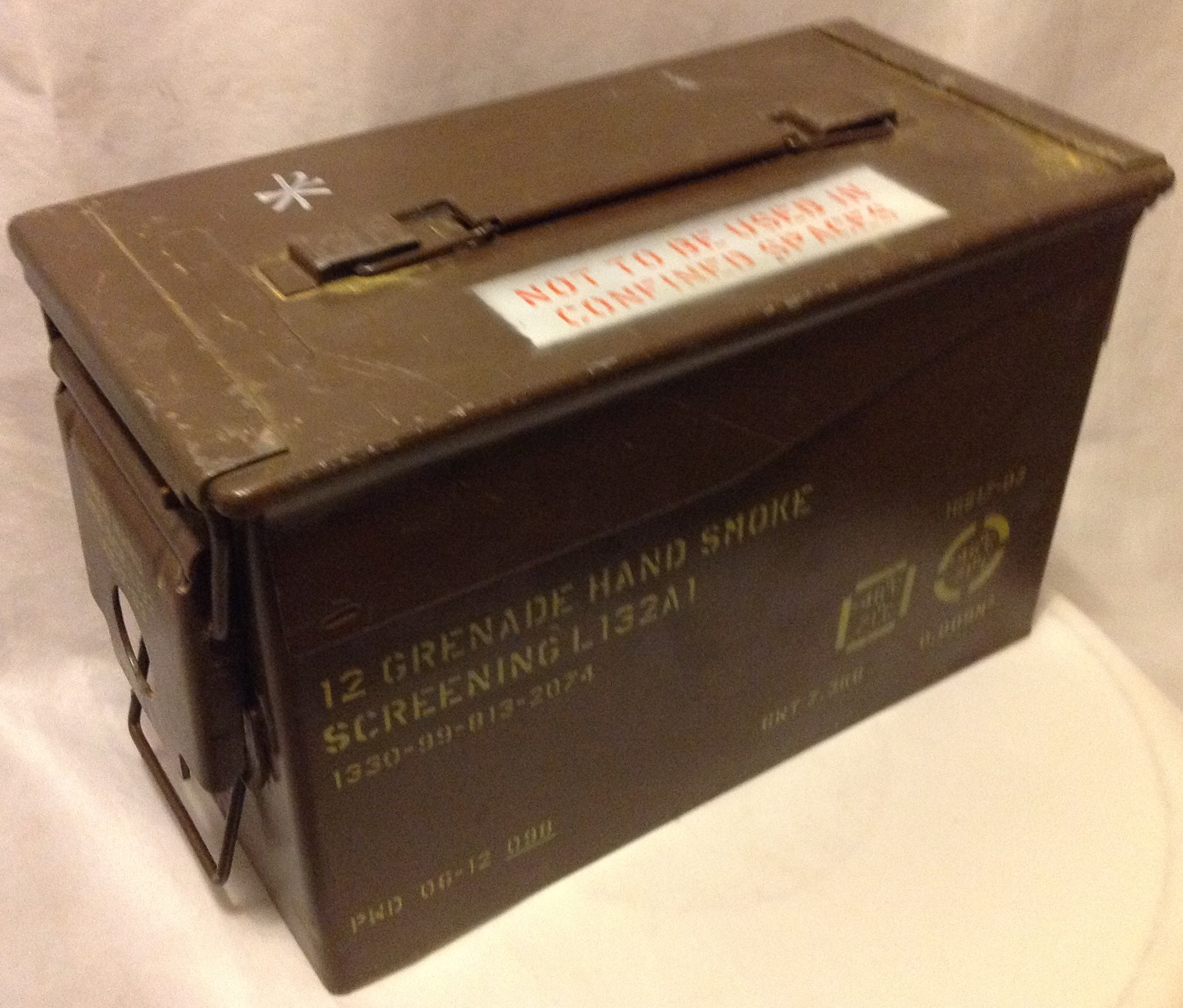 Ammunition Box | Tales from the Supply Depot