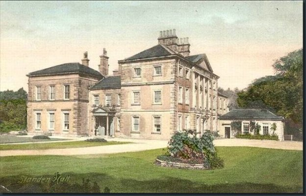 Standen Hall Clitheroe 1
