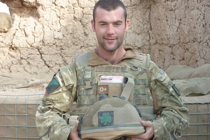 ARMY'S Mk7 HELMET SAVES LIFE, AFTER LIFE, AFTER LIFE