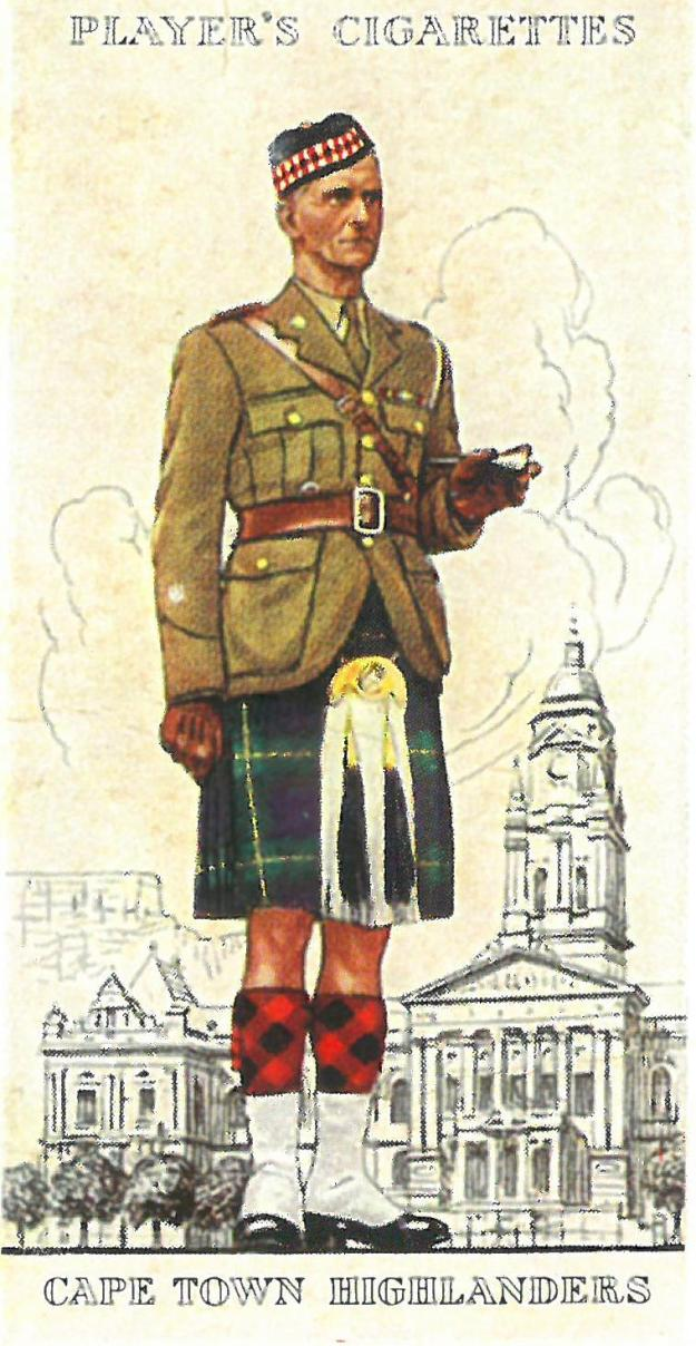 137. Cape Town Highlanders