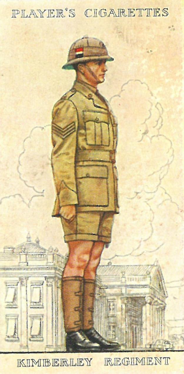 138. Kimberley Regiment