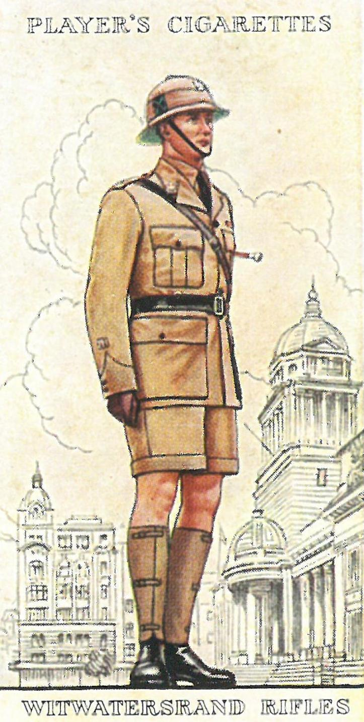 139. Witwatersrand Rifles