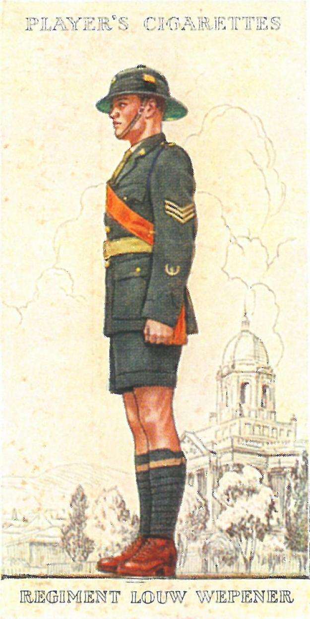 140. Regiment Louw Wepner
