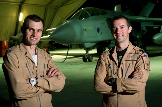 Royal Air Force's II(AC) Squadron foils insurgent bombers in Afghanistan