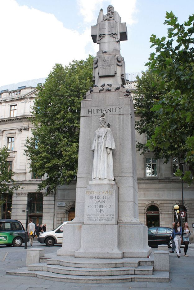 The_Edith_Cavell_Memorial_(5992690965)_(cropped)